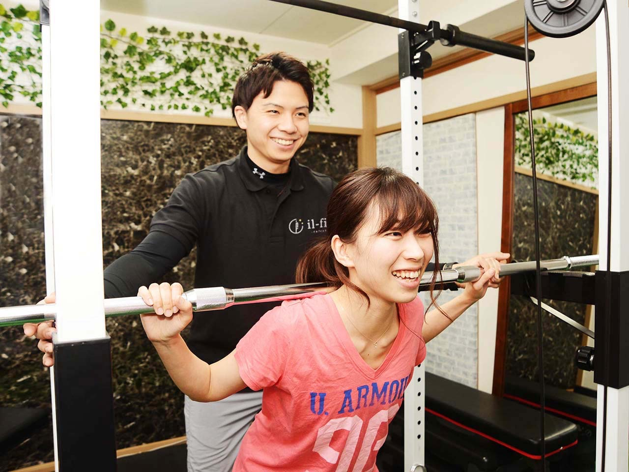 松戸駅のパーソナルトレーニング